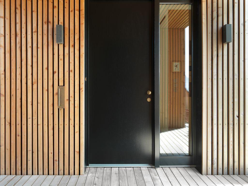 Die neuesten Trends bei Holz-Haustüren