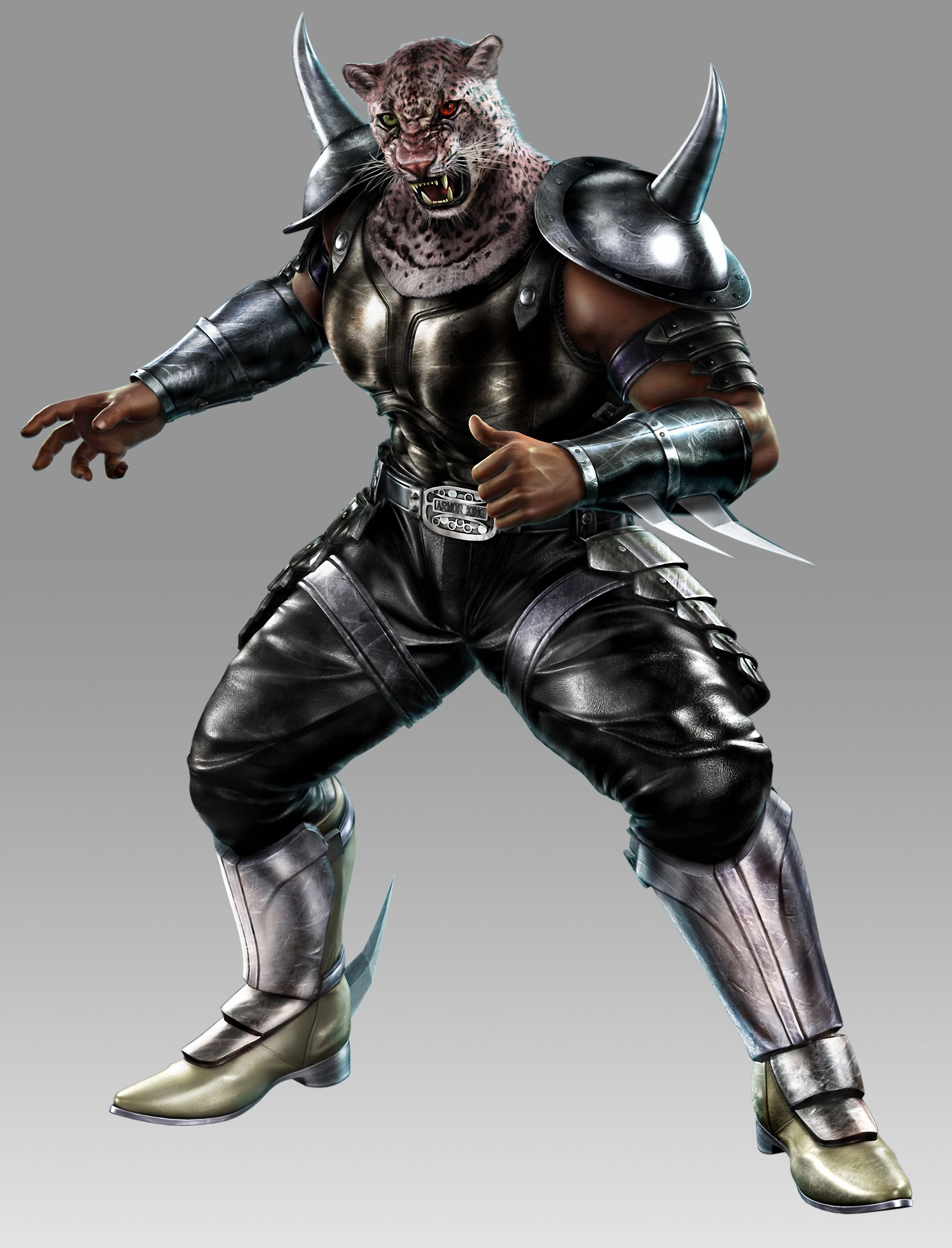 armor king art tekken 6 art gallery