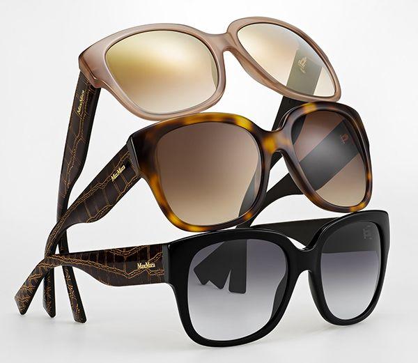 8f1dd6ca3c2 Max Mara s new Tribute  sunglasses collection.  eyewear  fashion  MaxMara