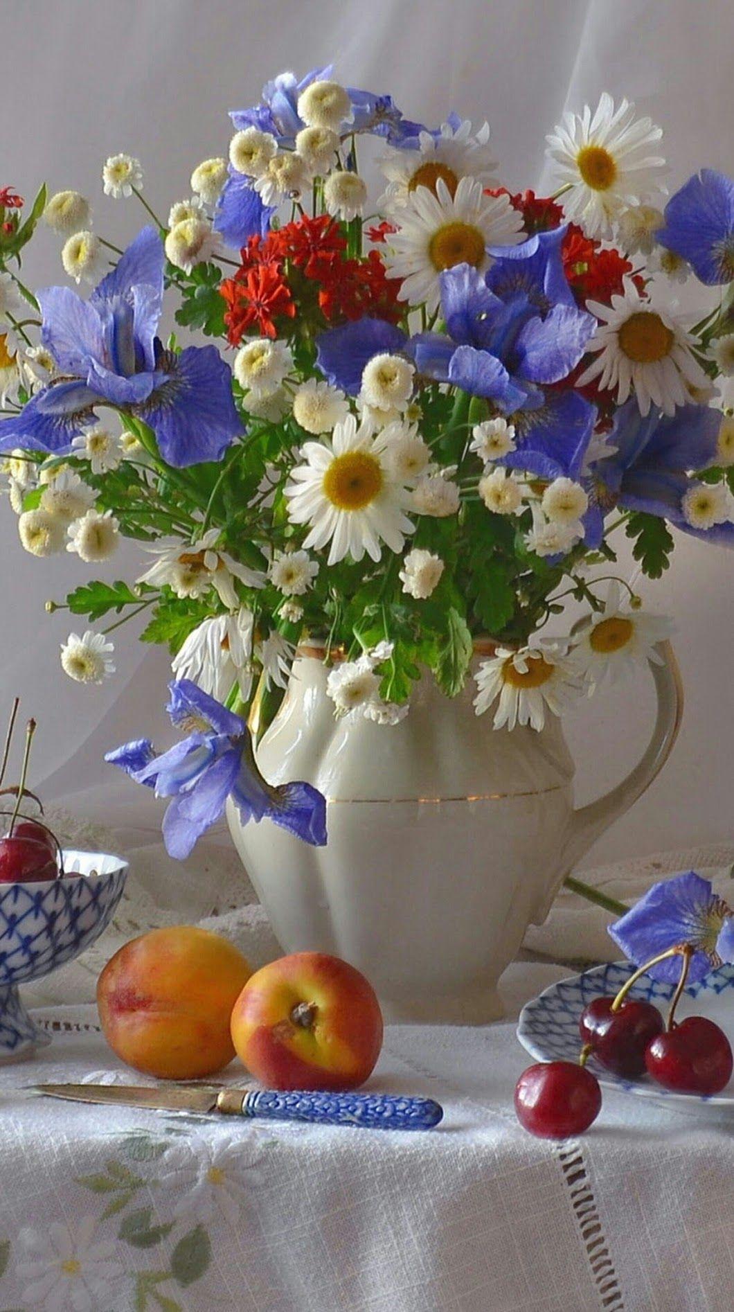 Открытки скрапбукинг, картинка с добрым утром цветочек
