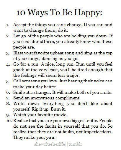 10 ways...