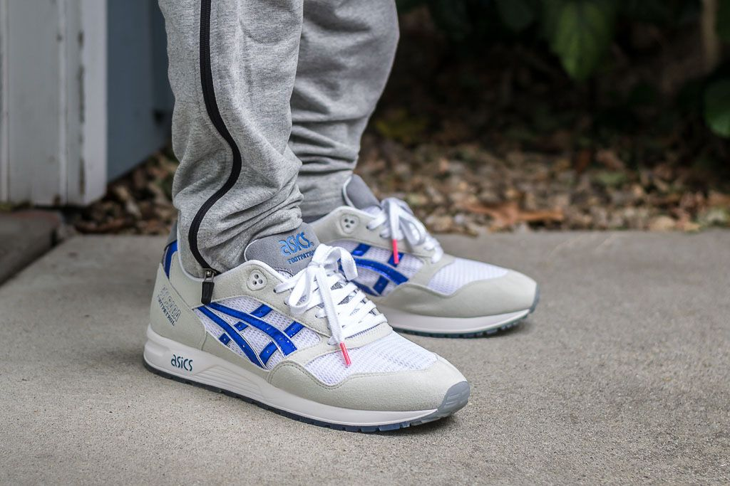 1ef84554f1301 See how the Footpatrol x Asics Gel Saga Anime Gundam looks on feet in this  video review before you cop! Find out where to buy these Asics Gel Saga  online!