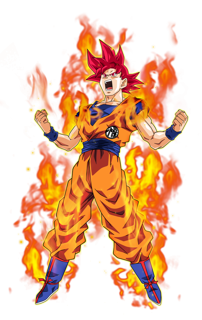 Goku Super Saiyan God 2 By Bardocksonic Anime Dragon Ball Super Goku Super Saiyan God Dragon Ball Super Goku