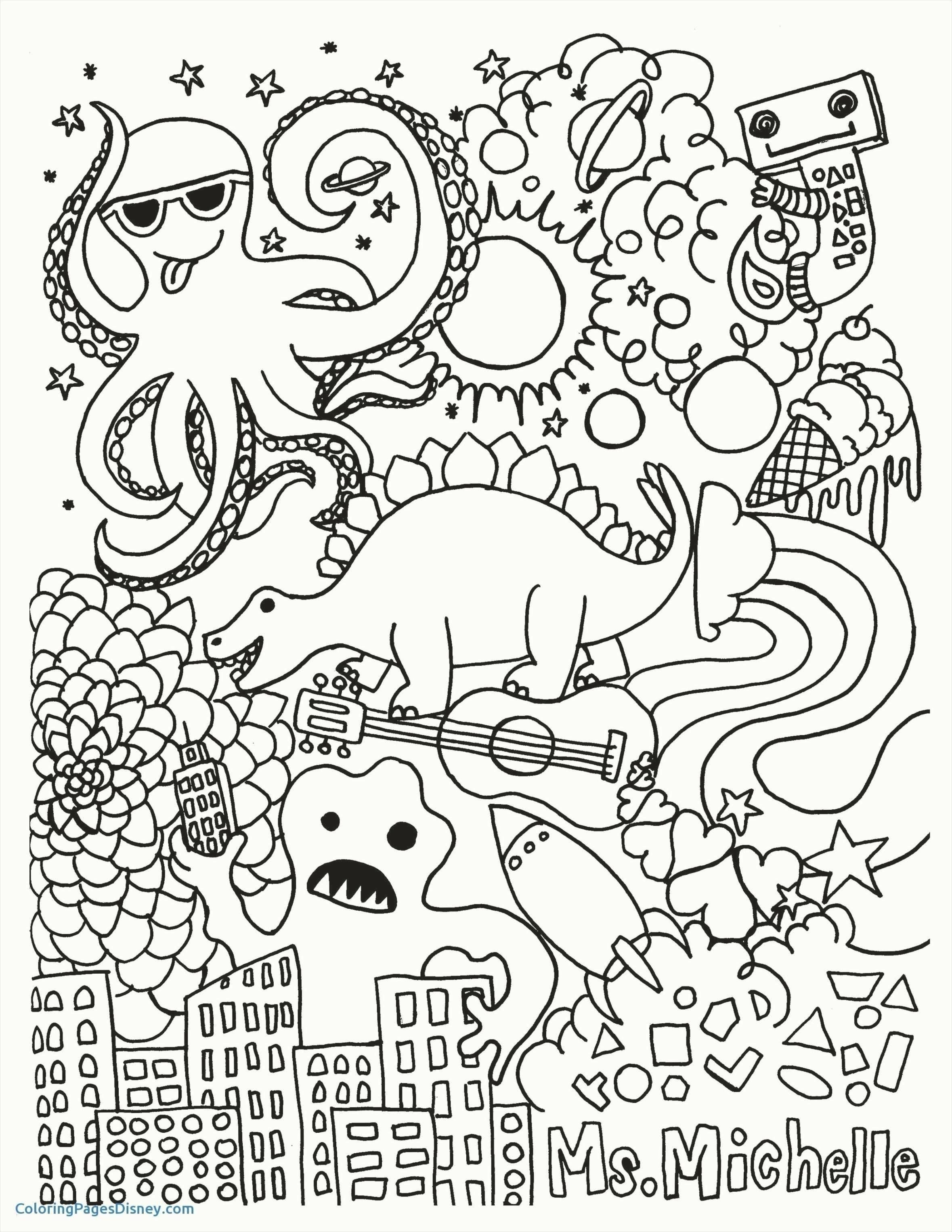 Free T Rex Coloring Pages Lovely T Rex Coloring Sheet