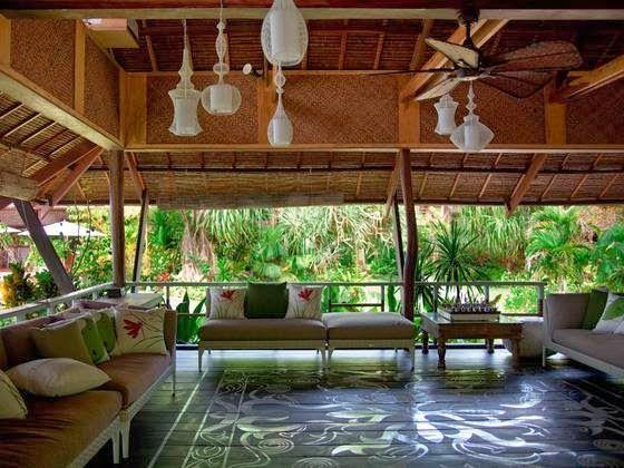 Tropical Dreams - Philippines:  DEDON Island Resort - Siargo Island