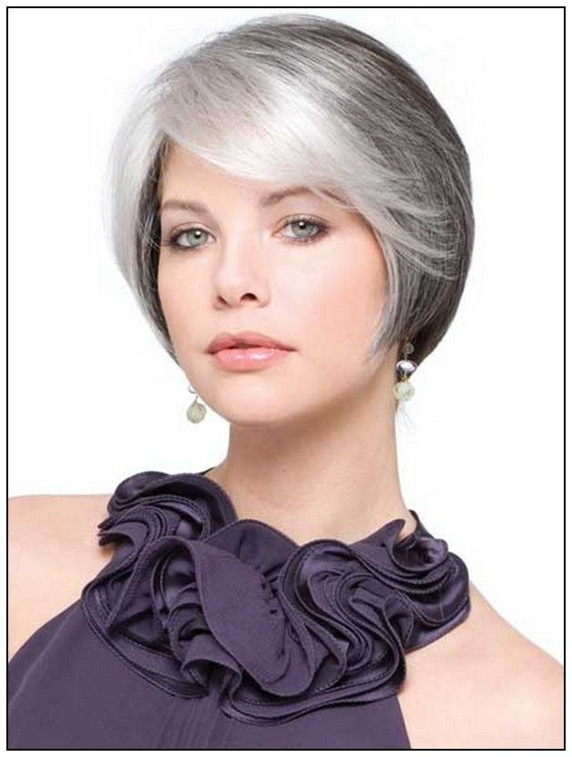 short hairstyles for fine thin hair and round face - Google Search ...