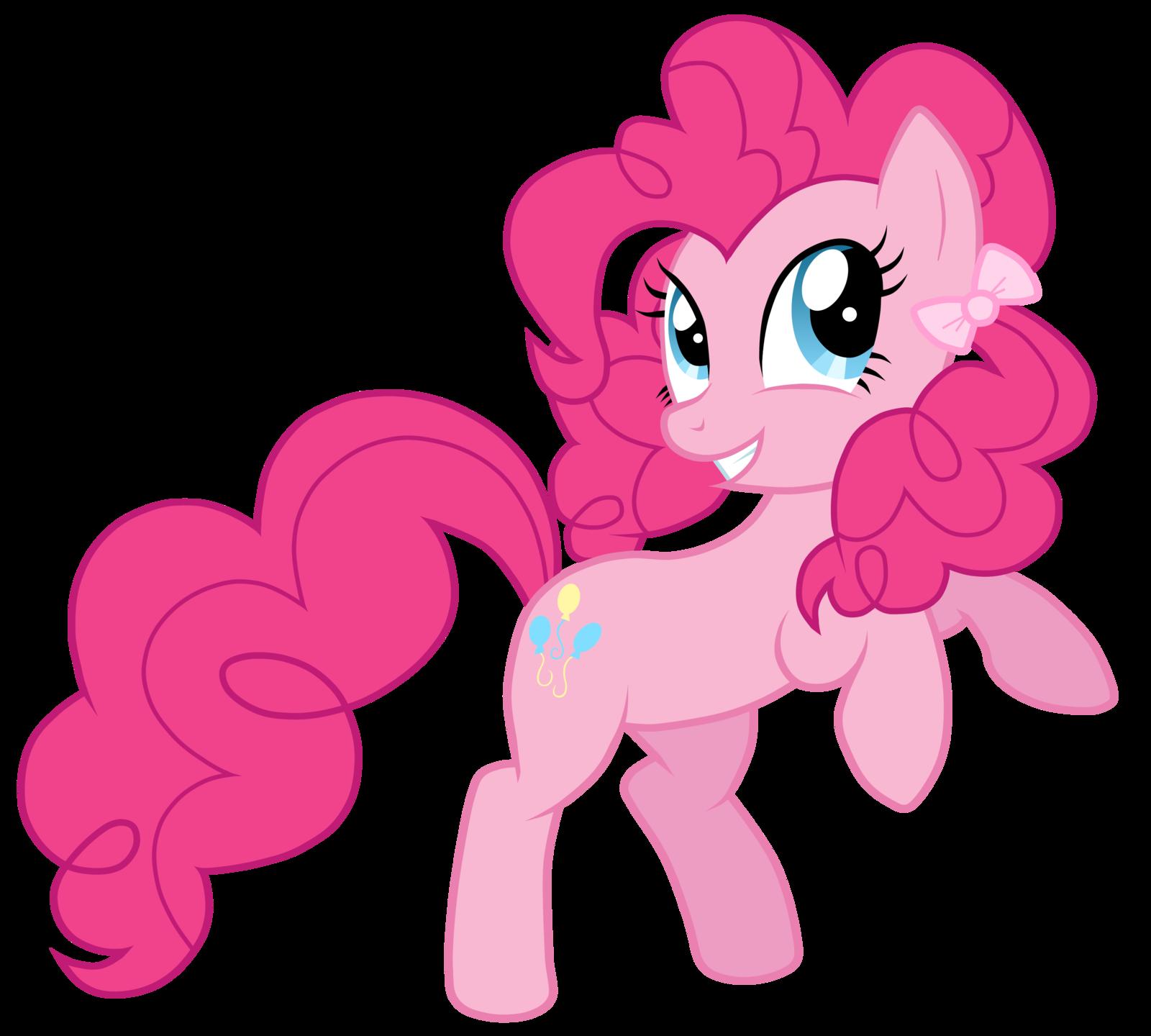 Pinkie Pie With A Ponytail My Little Pony Applejack Pinkie Pie Little Pony