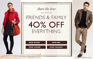tommy hilfiger friends and family coupon