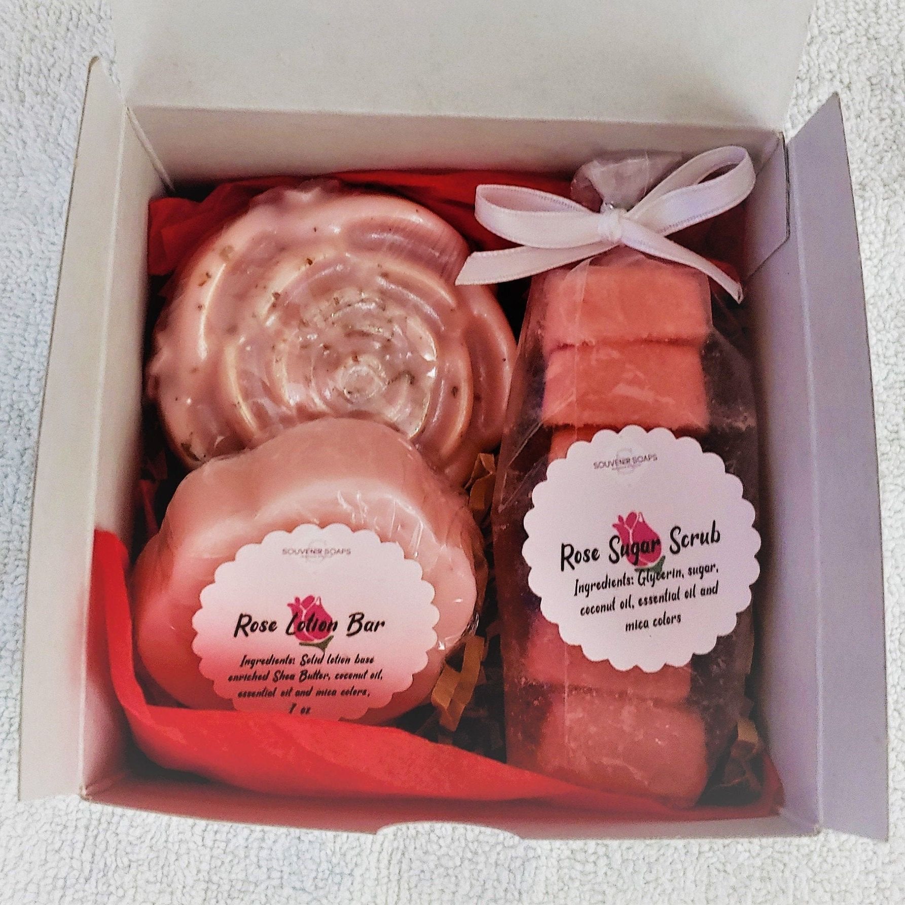 Excited to share the latest addition to my #etsy shop: Rose Gift Set, Holiday Gift Set, Gift For Mom, Christmas Gift Set, Gift Under 20 etsy.me/3a6oqAQ #rose #soap #rosesoap    Bridesmaids gifts can serve as friendship gifts for the loyal friends who have been there for you through thick and thin. Now that you are about to have married, they'd still remain as your dear friends - no changes and refusals at all. Because you have picked your friends to become your bridesmaids, it is an excellent ge