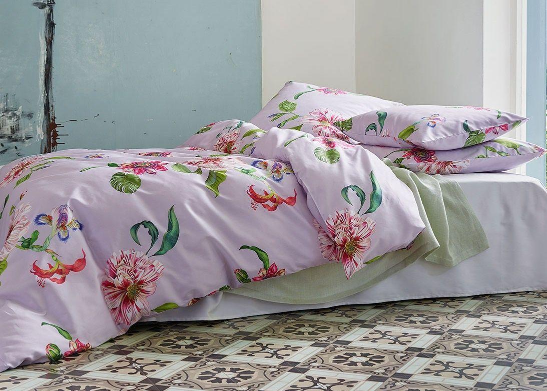 Schlossberg Bettwasche Alva Rose Bett Ideen Satin Bettwasche
