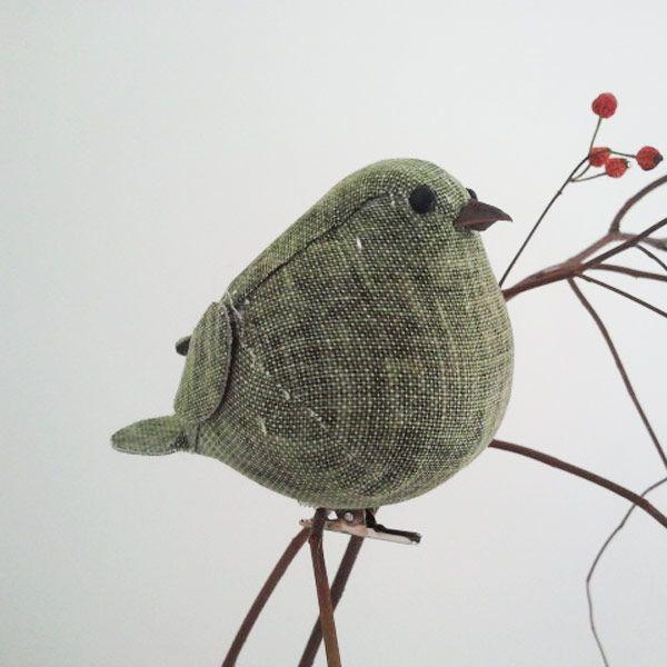 LENTE-PRET : Vogel groen   BinnenPret Wonen