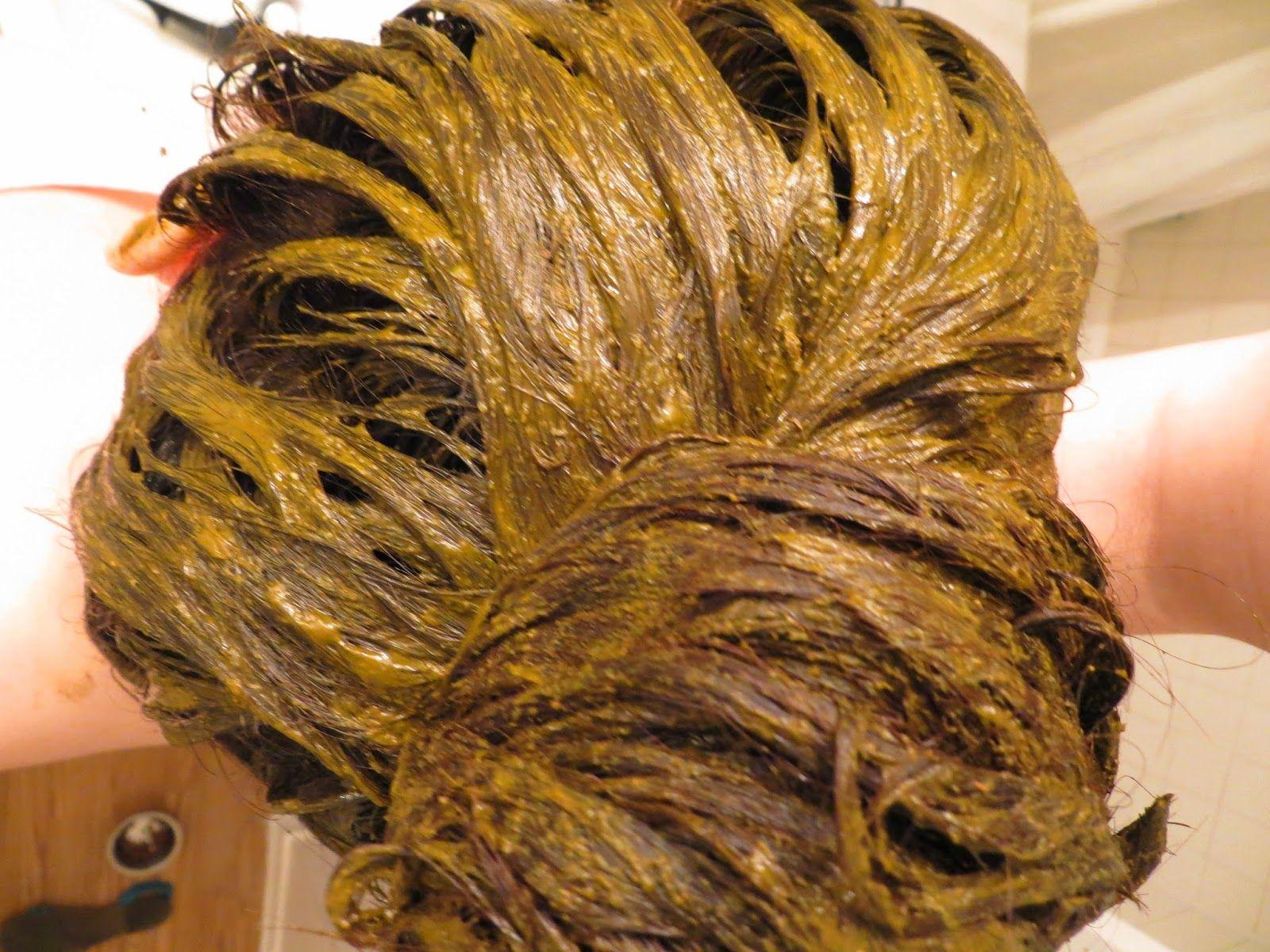 طريقة صبغ الشعر بالحناء Henna Hair Dyes Hair Mask Recipe Hair