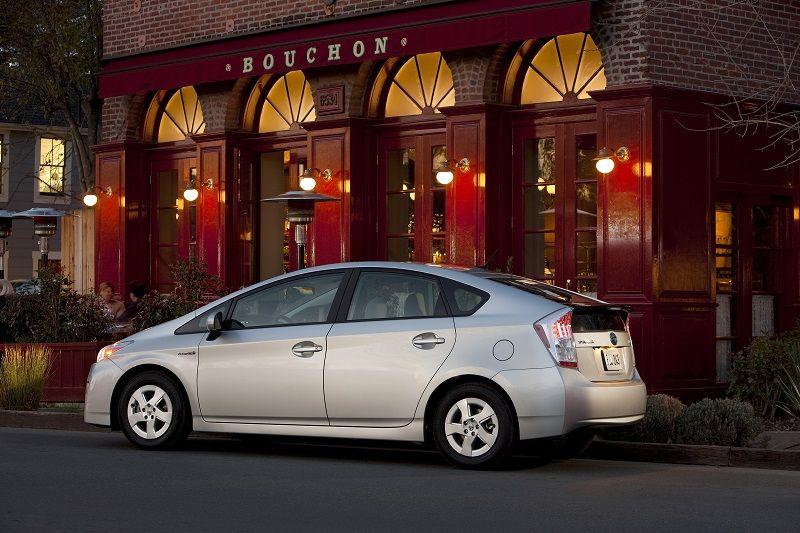 Toyota recalls 2.43 million hybrid cars over faulty