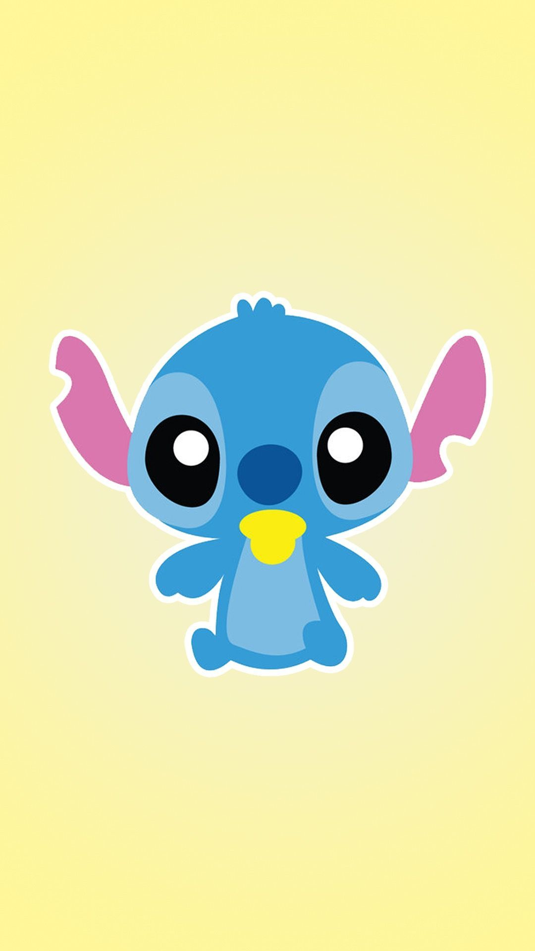 Angel Cute Iphone Wallpaper Disney Stitch