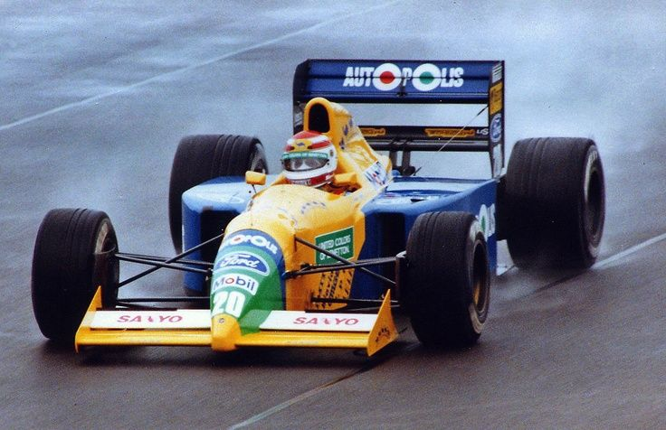 Image result for benetton ford 1991 phoenix