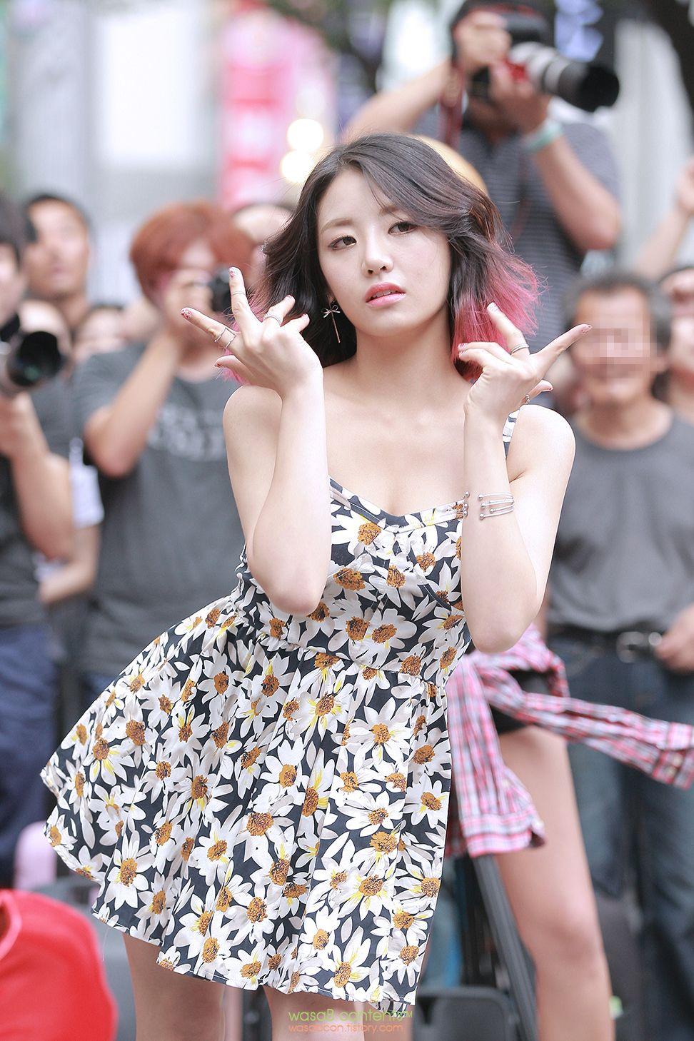Ladies Code Eunb Asian Style Dress Kpop Girls Kpop Girl Groups