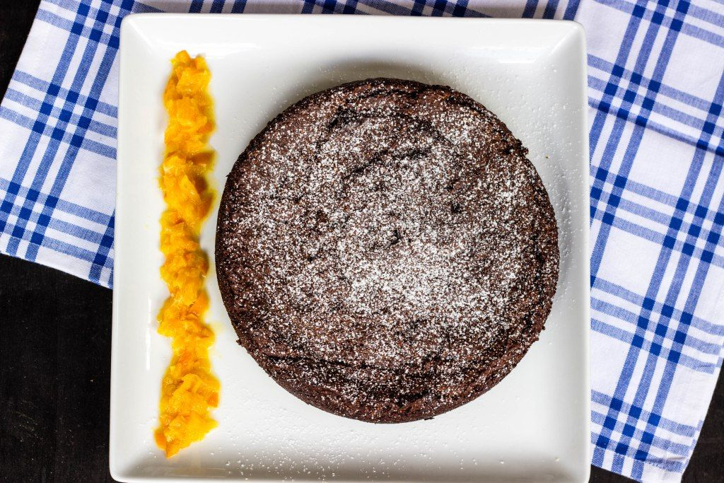 Nigellas Flourless Chocolate Orange Cake Flourless