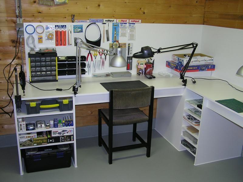 Workbench Hobby Desk Workbench Electronic Workbench