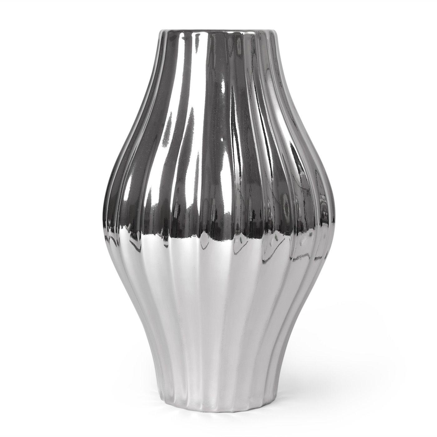 Modern pottery jonathan adler metallic belly stoneware vase modern pottery jonathan adler metallic belly stoneware vase 228 reviewsmspy