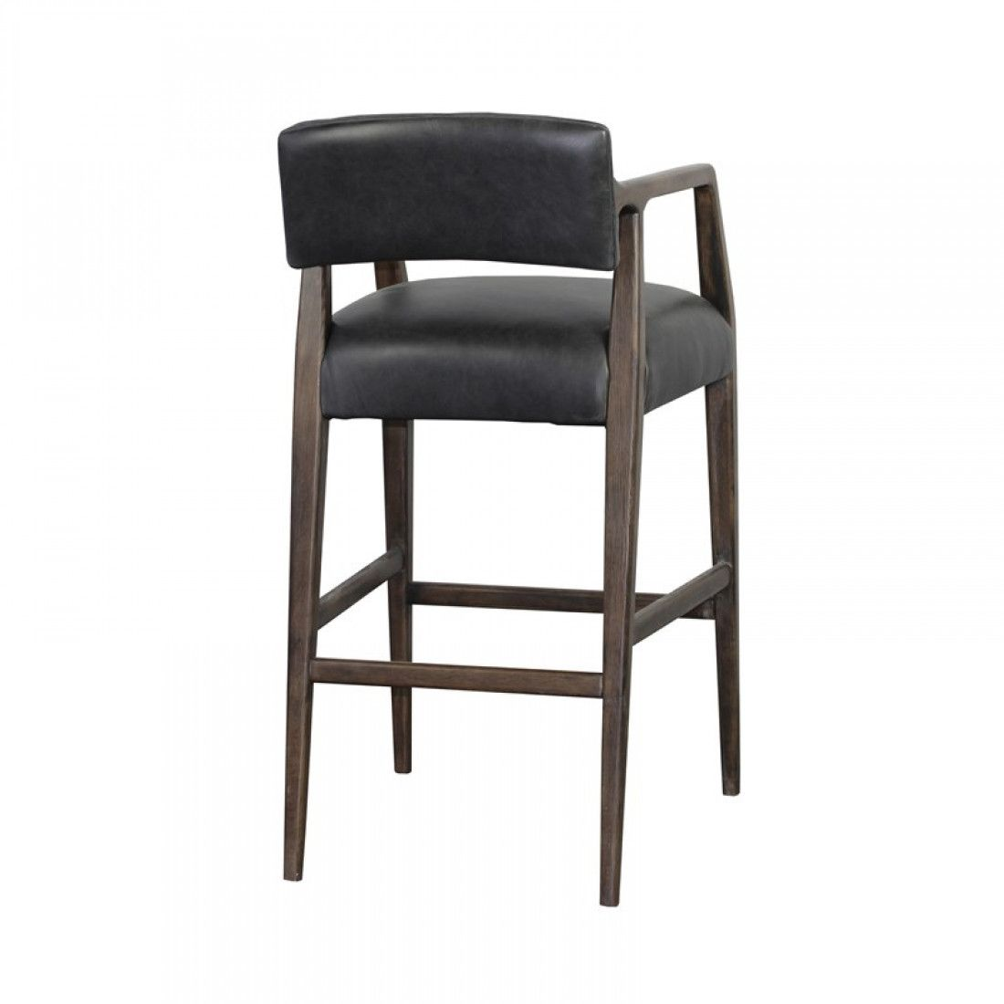 Wondrous Tyler Bar Stool Chaps Leather Furniture Bar Stools Caraccident5 Cool Chair Designs And Ideas Caraccident5Info