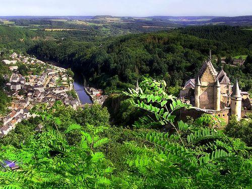 Ardennes, Belgium
