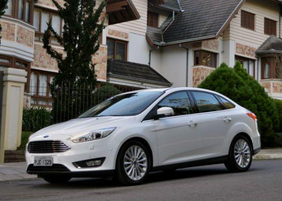 Ford Focus Fastback 2016 Ford Focus Carro Mais Vendido Ford