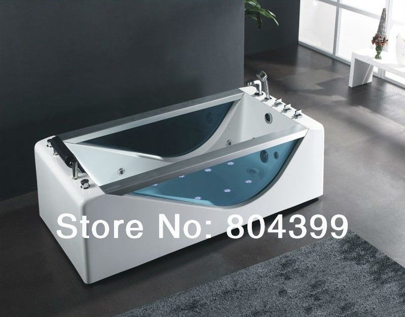 No.B262 single whirlpool massage bathtubs indoor whirlpool spa ...