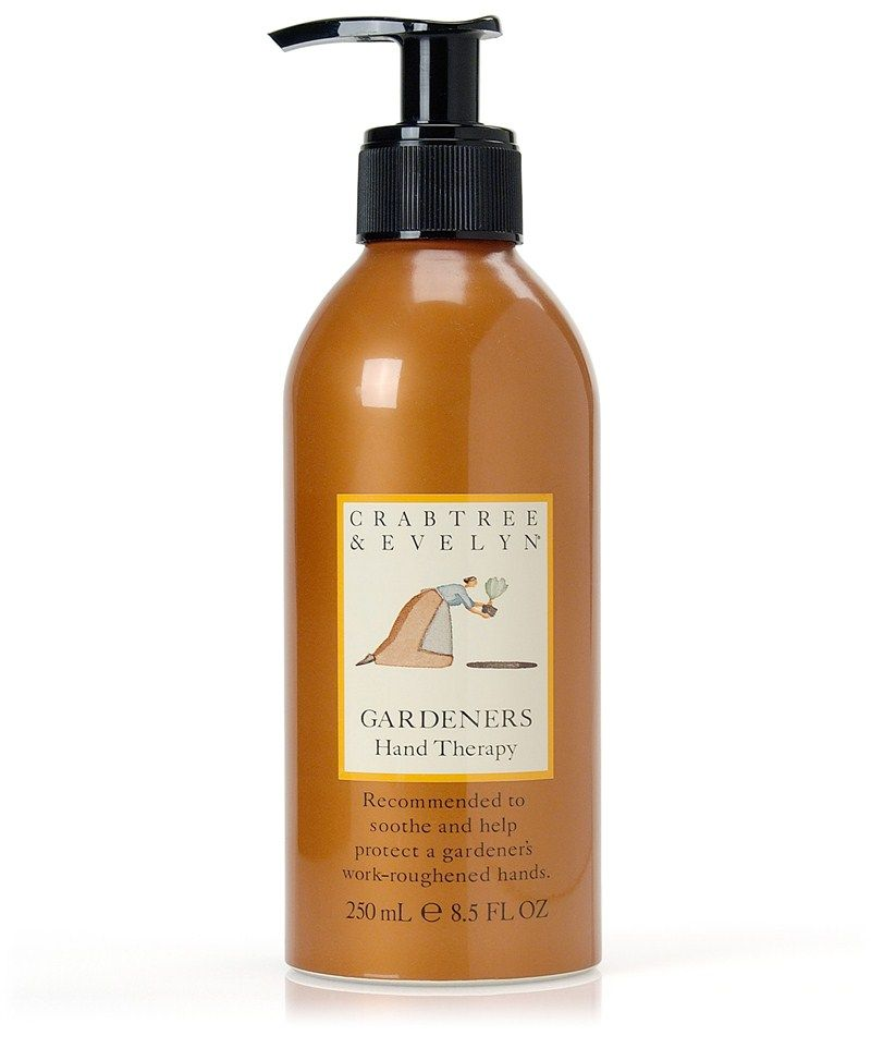 bd518edfe89e9a298d08306b2498cfe3 - Crabtree & Evelyn Gardeners Hand Therapy With Pump 250 Ml