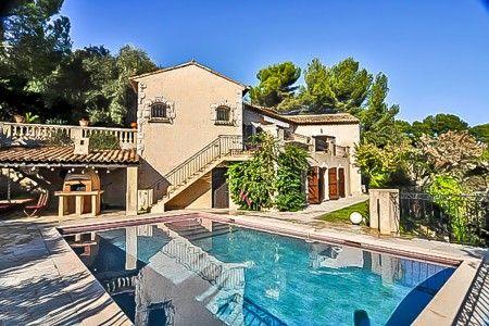 Villa avec piscine Côte du0027Azur Maisons de rêve Pinterest
