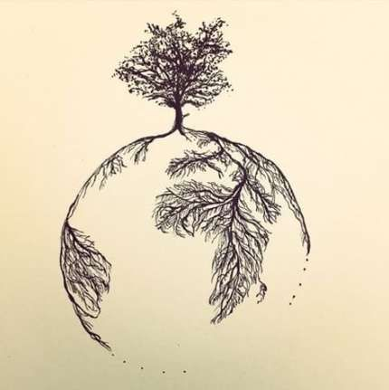 Photo of Trendy Tattoo Tree Roots Nature 53+ Ideas