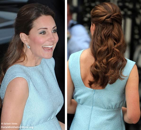 Maybe For Wedding Hairstyle Kate Middleton