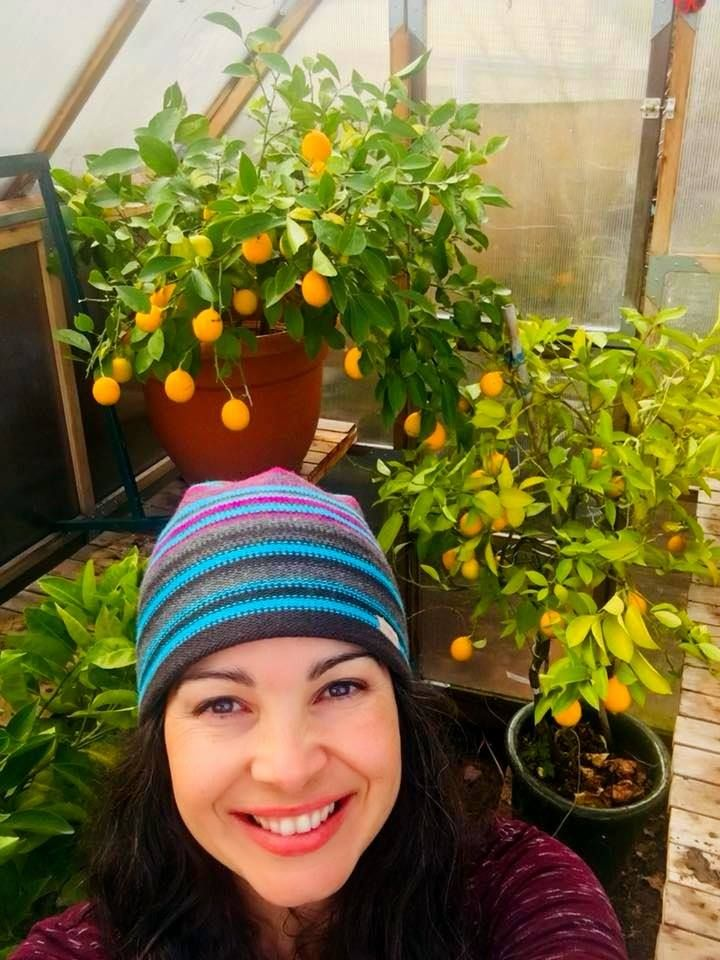 Yes, you can grow lemons and oranges in Portland Oregon