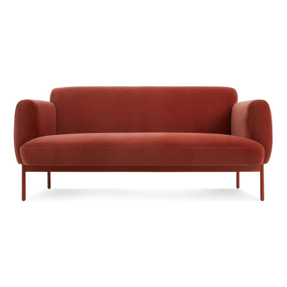 Puff Puff 67 Quot Velvet Sofa
