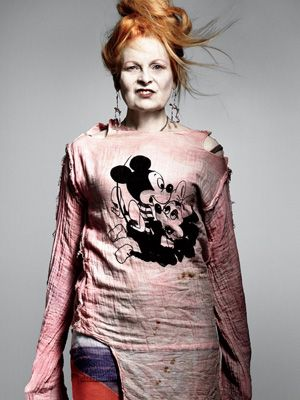 Vivienne Westwood Interview Climate Change Fashion Punk Fashion Fashion Design