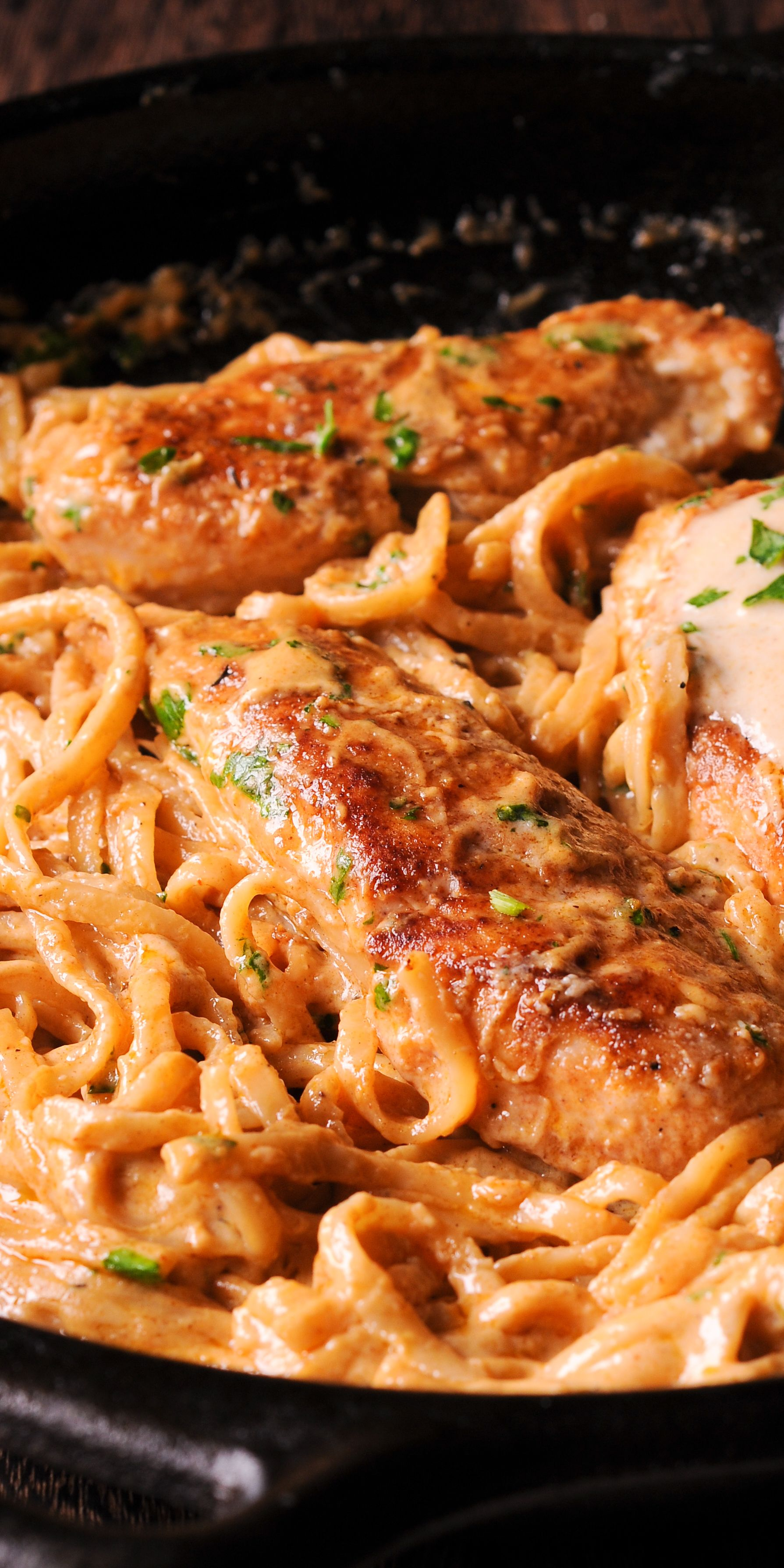 Chicken Lazone Pasta