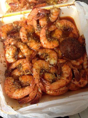 Lotus Seafood Market Boiled Shrimp Are The Best Houston Tx