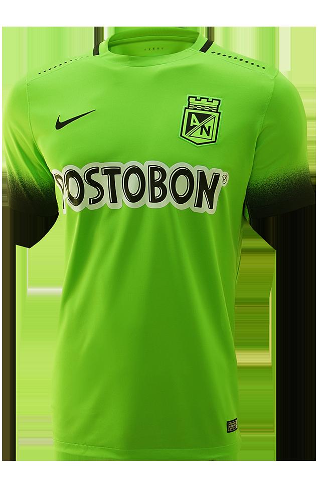 fb67fa5140d6e Camiseta Nike M C 3er Uniforme Atlético Nacional 2016