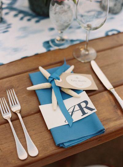 Caribbean tablescape.   Photography: Cooper Carras - coopercarras.com