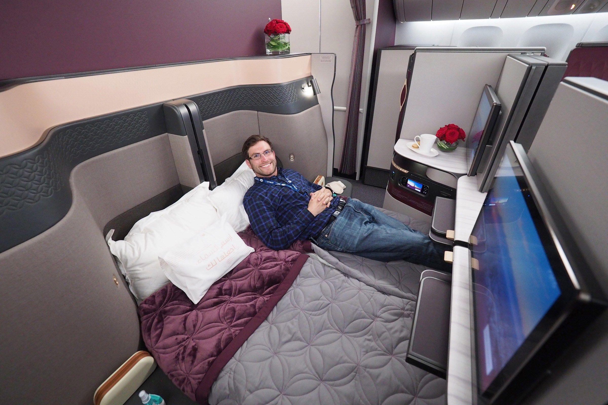 Suite Spot Ranking the World's Best BusinessClass Seats