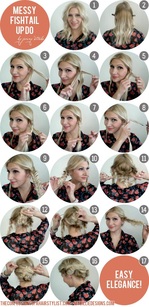 Braid Hair Tutorials 12 Ways To Your