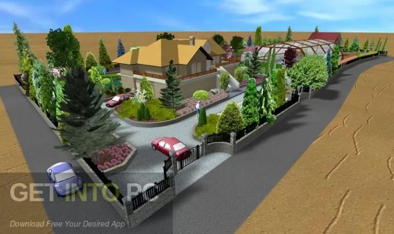 Realtime Landscaping Architect 2020 Offline Installer Download Landscape Plans Landscaping Programs Landscape Features
