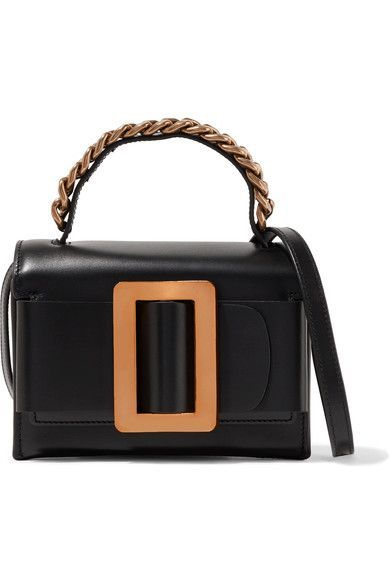 Bag Boyy boyy Buckle Shoulder Leather Fred bags Embellished HgnZgXq