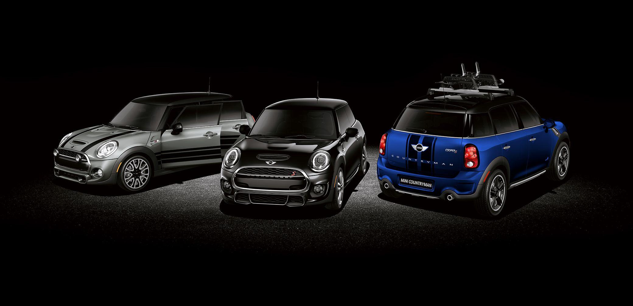 The Three Most Popular Mini Models Meet The Mini Hardtop 2 Door Mini Hardtop 4 Door And Mini Countryman Mini Cooper Mini Countryman Mini