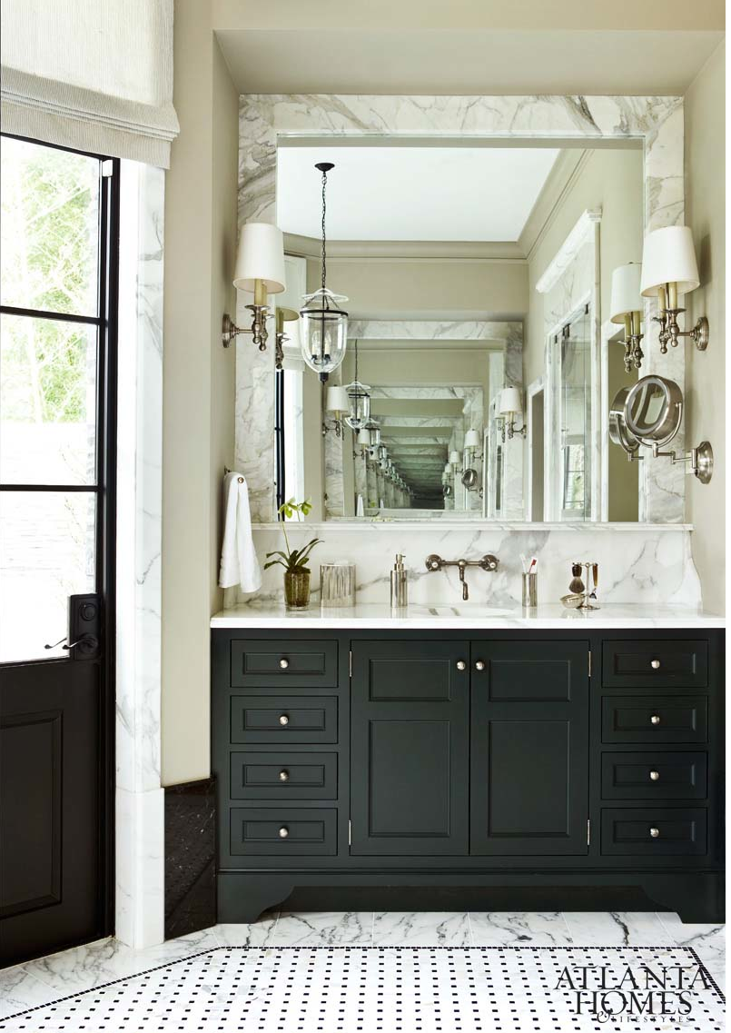 The Tile Shop: Design by Kirsty: Atlanta Homes Magazine ...