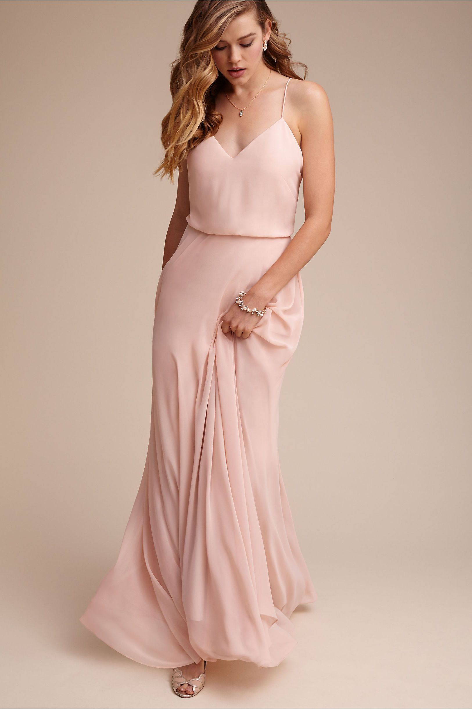 BHLDN Inesse Dress in Bridesmaids View All Dresses | BHLDN | Gimme ...