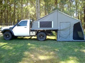 Tents That Attach To Ute & 448 X 336