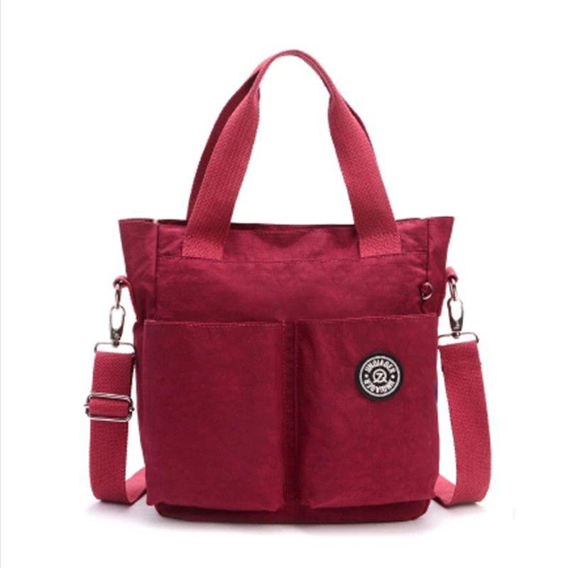 3c161c6f82 Bag · Large Capacity Tote Bag Women Crossbody Casual Waterproof Nylon ...