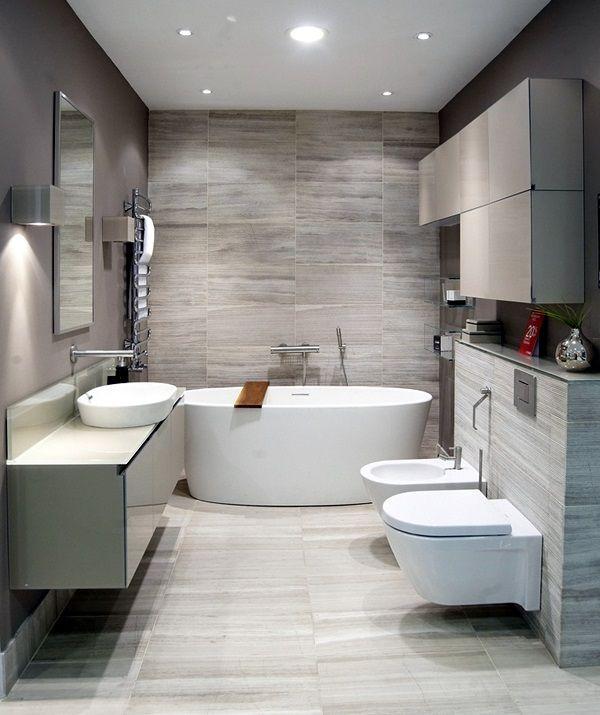 40 Luxury High End Style Bathroom Designs Bored Art Modern Bathroom Design Modern Bathroom Contemporary Bathroom Designs