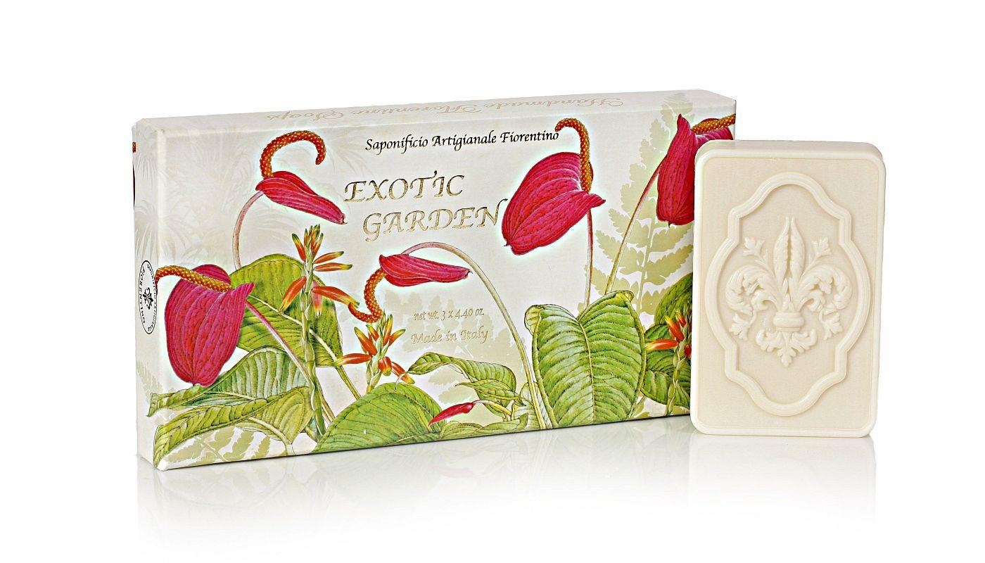 Mydla Exotic Garden (Exoticka zahrada) SAF. Cena: 209 Kc