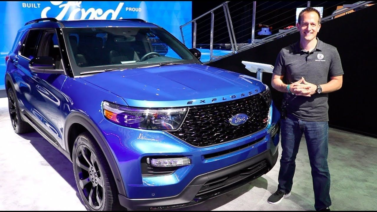 Will The All New 2020 Ford Explorer St Help You Forget The Focus Rs Ford Explorer 2020 Ford Explorer Focus Rs